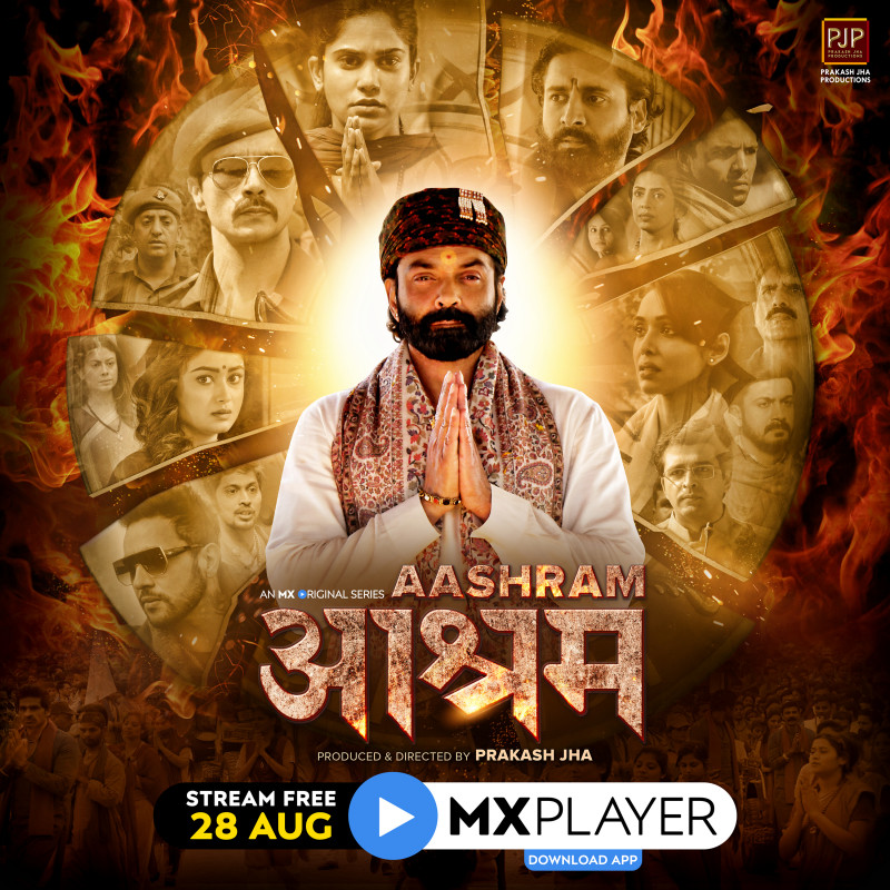 Aashram Season 1 (S01) Subtitle (English Srt) Download