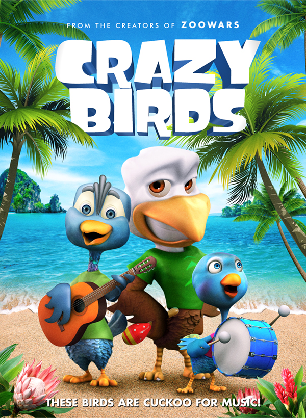 Crazy Birds (2019) Subtitle (English Srt) Download