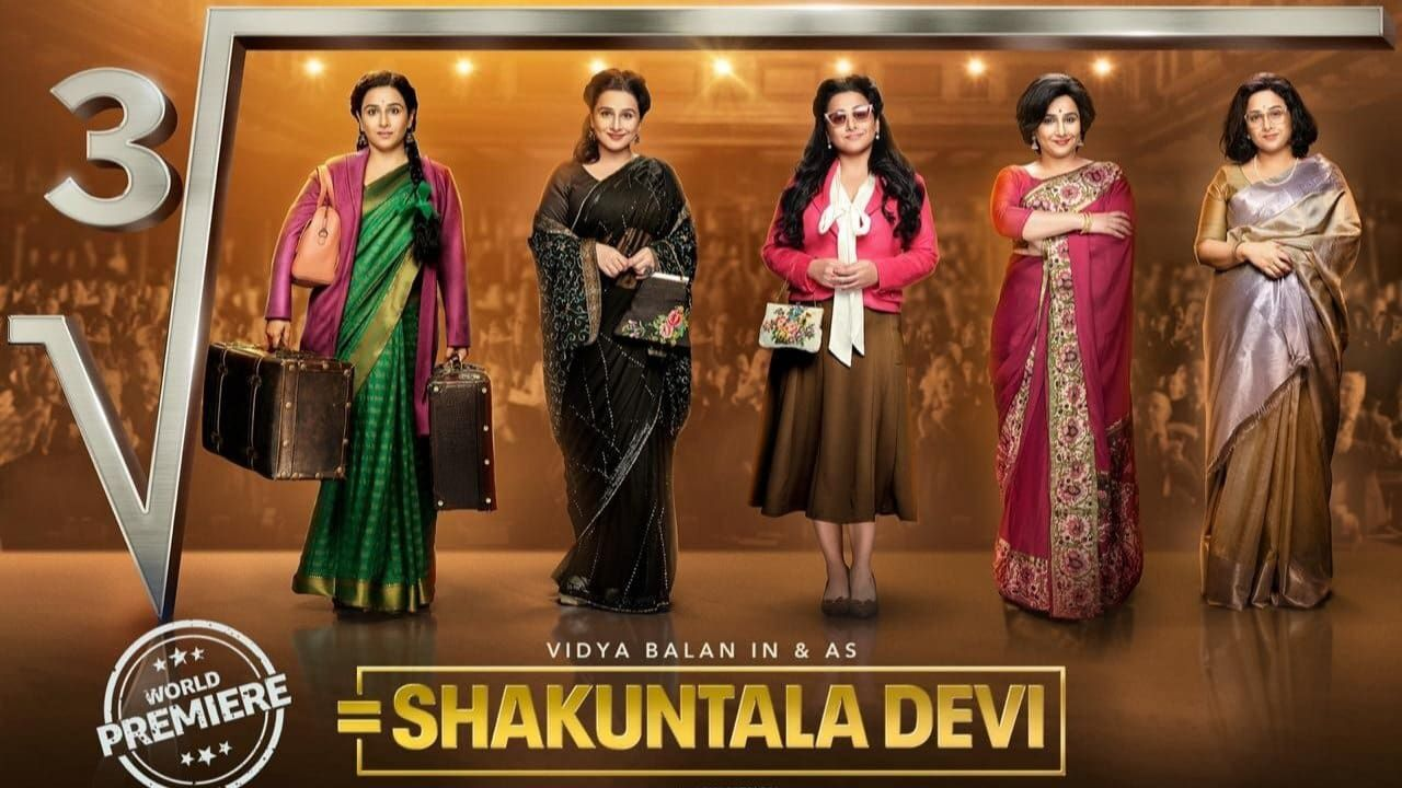 Shakuntala Devi (2020) Subtitle (English SRT) Subtitles Download