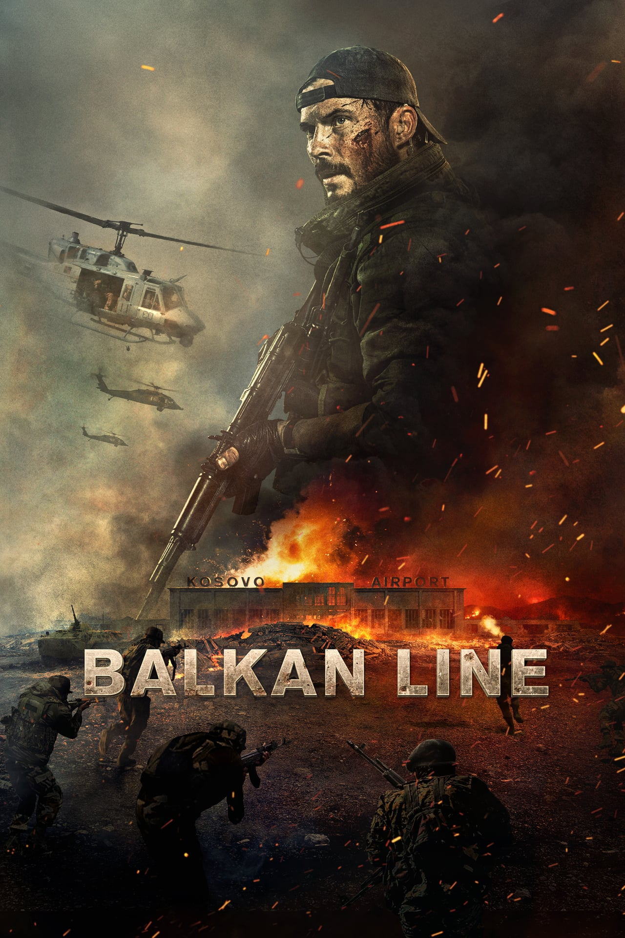 The Balkan Line (2020) Subtitle (English Srt) Download