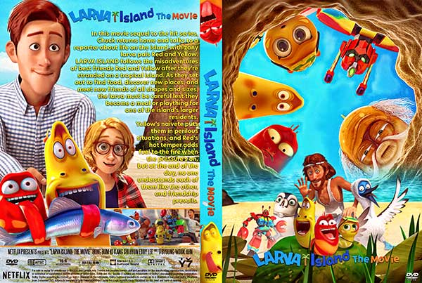 The Larva Island Movie (2020) Subtitle (English SRT) Download