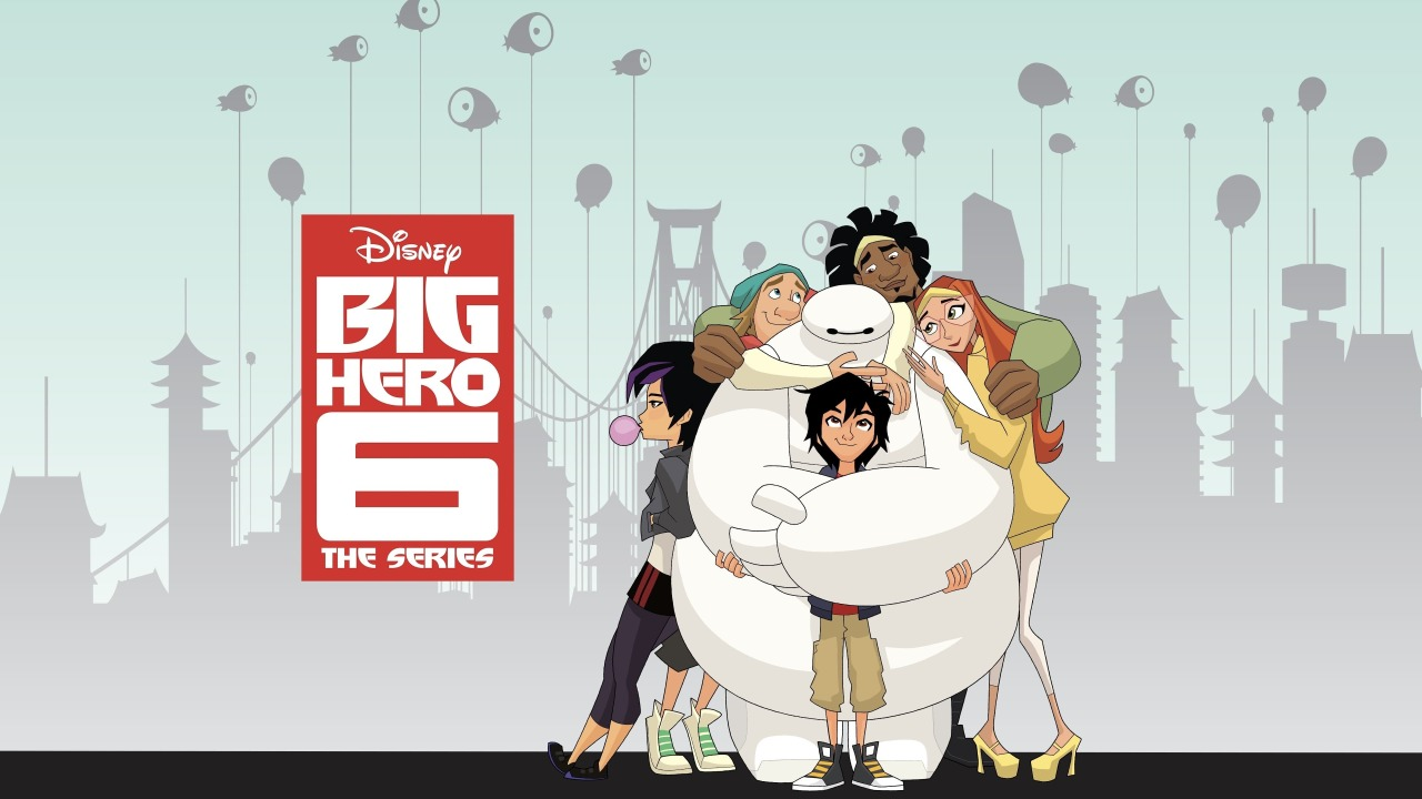 Big Hero 6 Season 3 Episode 6 Subtitle (English Srt) Download