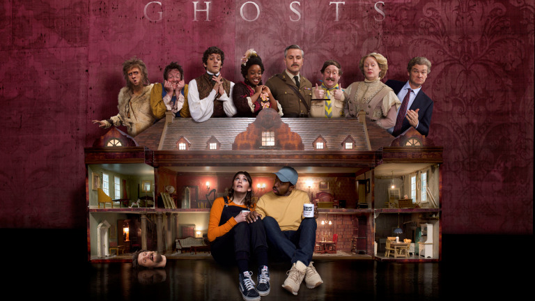 Ghosts Season 2 Episode 6 Subtitle (English Srt) Download
