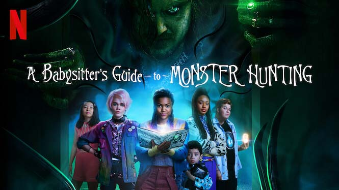 A Babysitter's Guide to Monster Hunting (2020) Subtitle (English Srt) Download