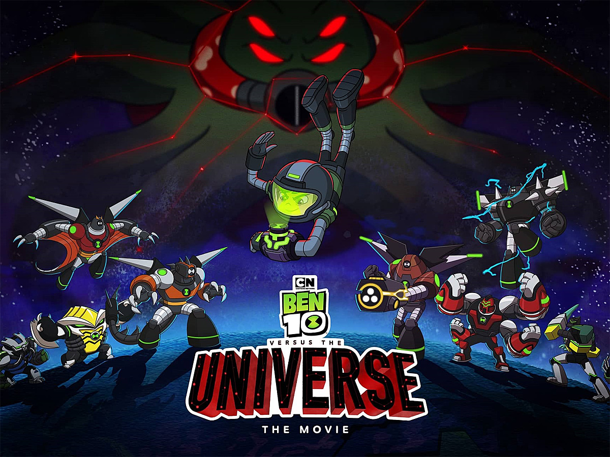 Ben 10 vs. the Universe: The Movie (2020) Subtitle (English Srt) Download