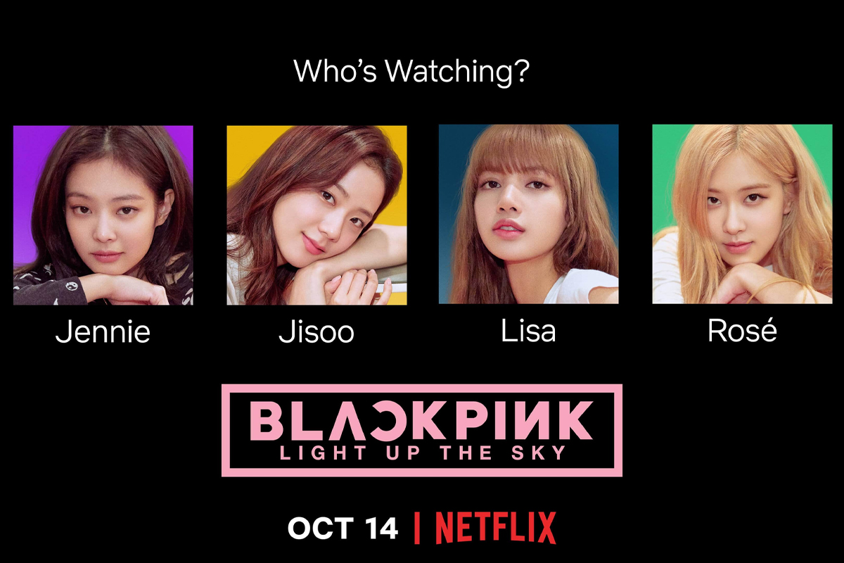 Blackpink: Light Up the Sky (2020) Subtitle (English Srt) Download