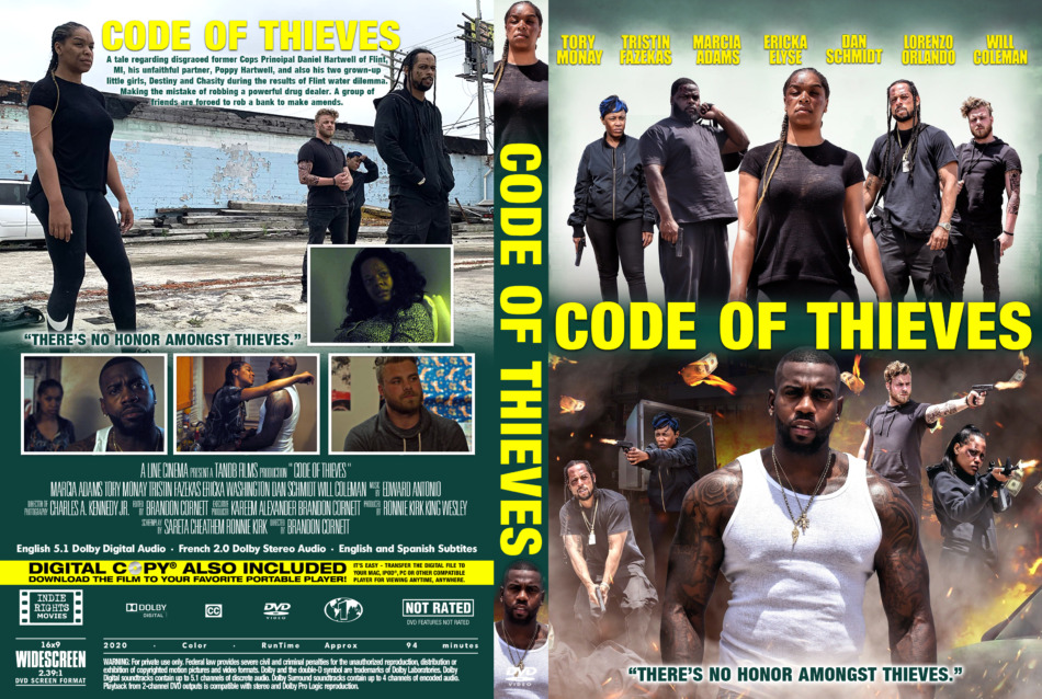 Code of Thieves (2020) Subtitle (English Srt) Download
