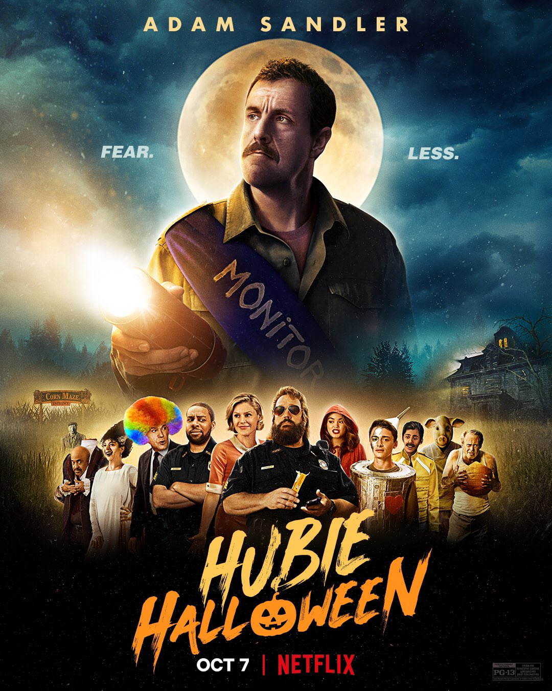 Hubie Halloween (2020) Subtitle (English Srt) Download
