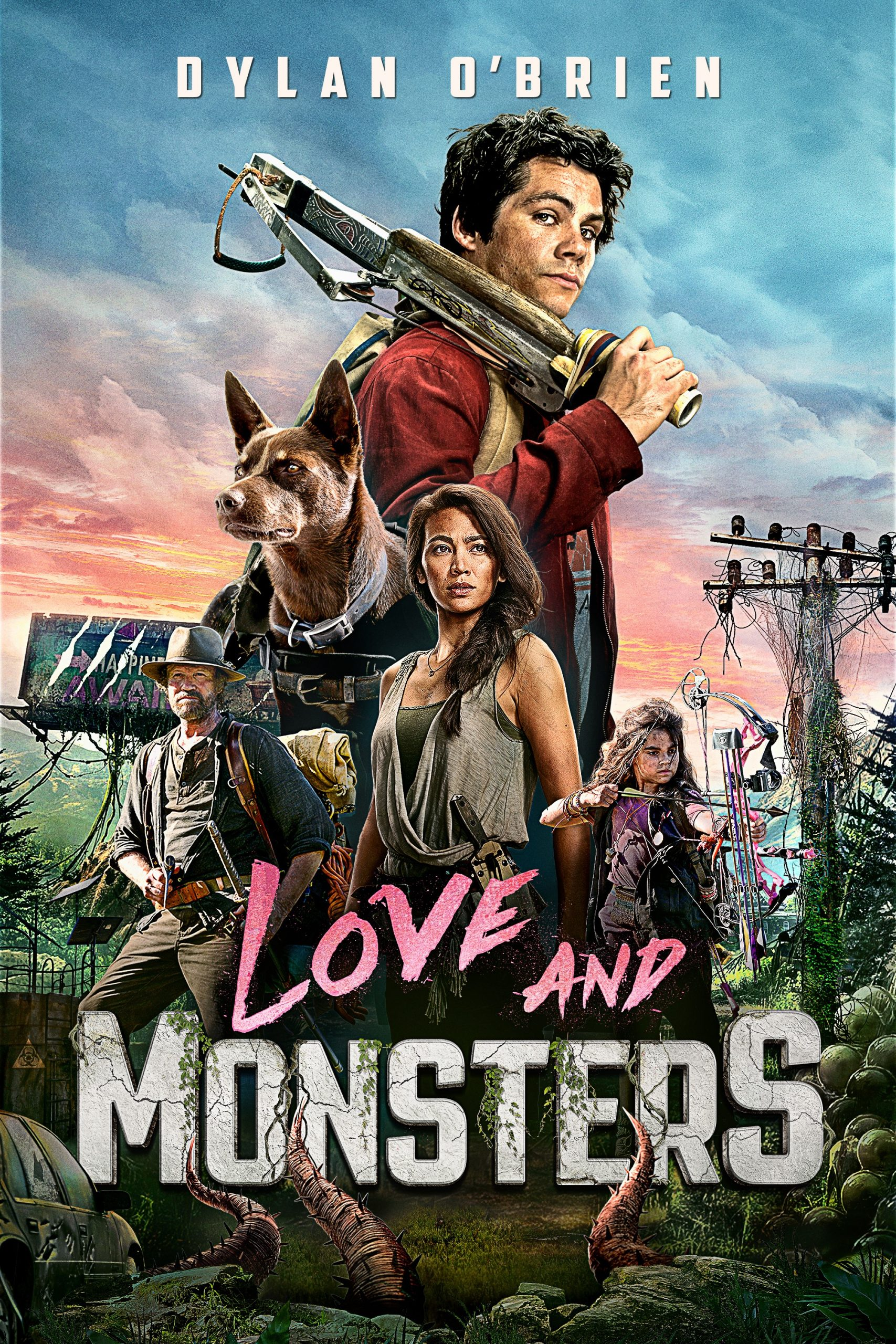 Love and Monsters (2020) Subtitle (English Srt) Download