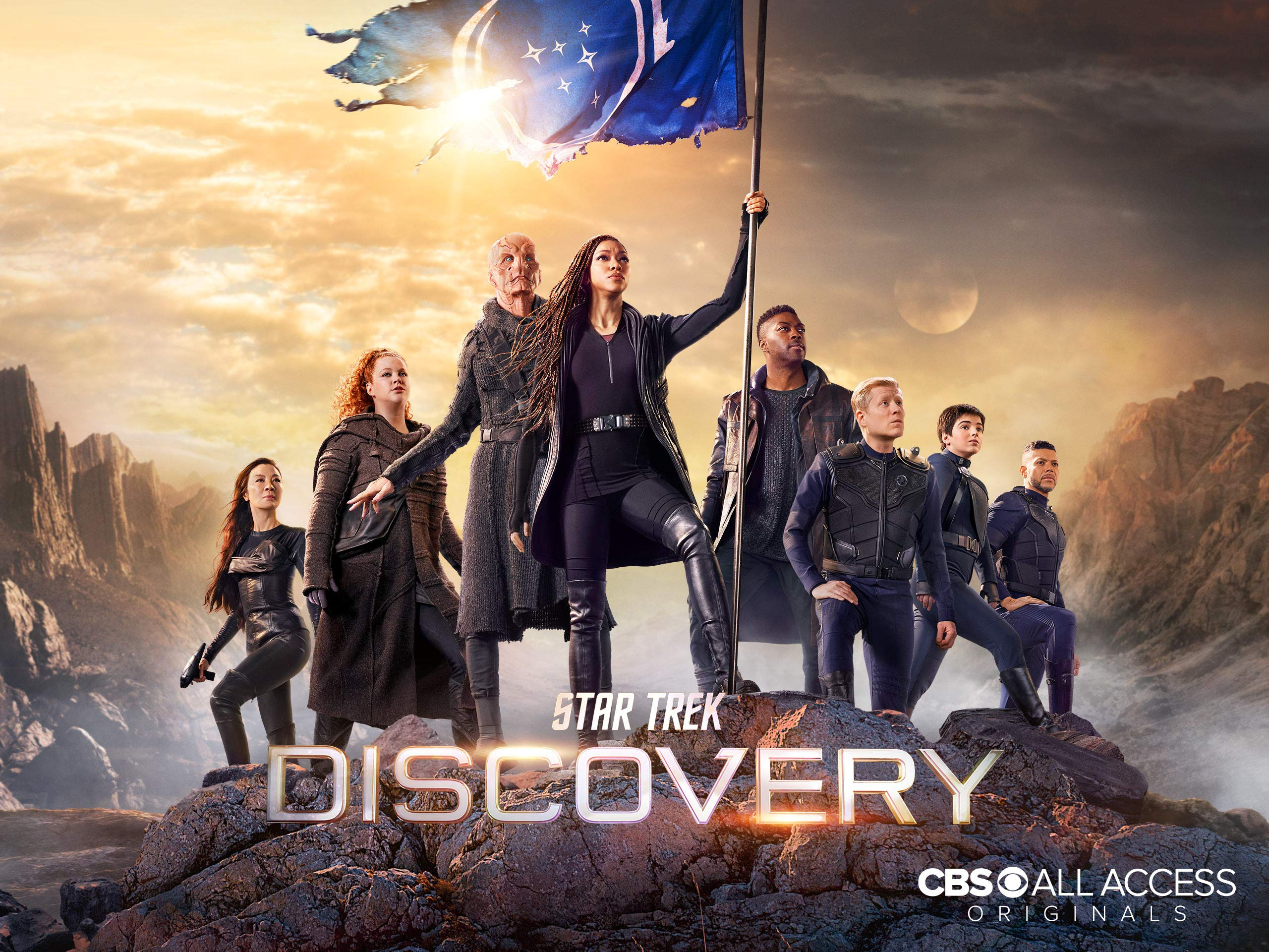 Star Trek: Discovery Season 2 Episode 9 Subtitle (English Srt) Download