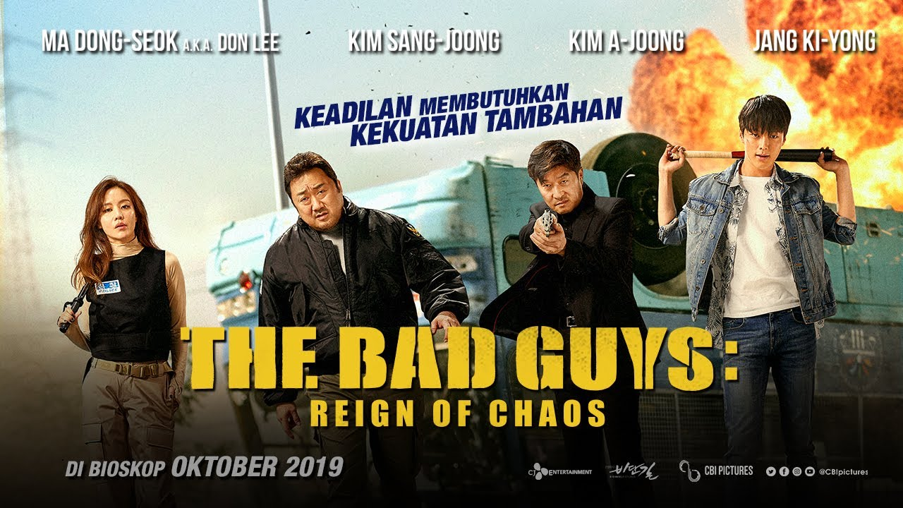 The Bad Guys: Reign of Chaos (2019) Subtitle (English Srt) Download