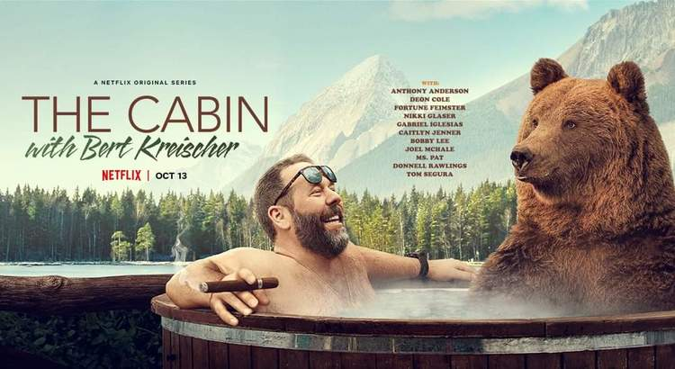 The Cabin with Bert Kreischer Season 1 Episode 4 Subtitle (English Srt) Download