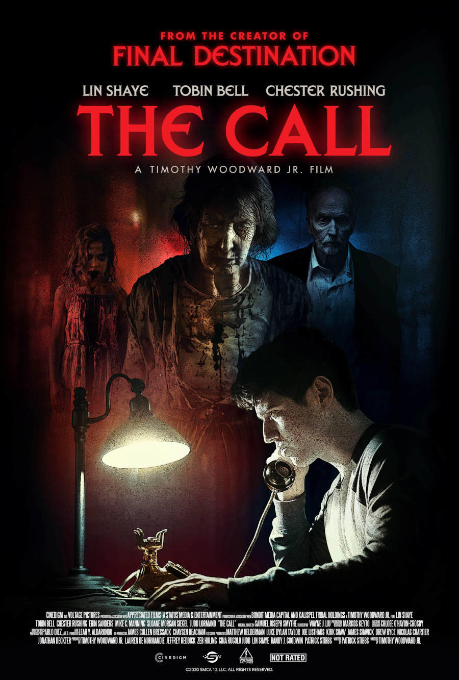 The Call (2020) Subtitle (English Srt) Download