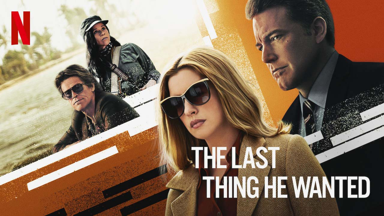 The Last Thing He Wanted (2020) Subtitle (English Srt) Download