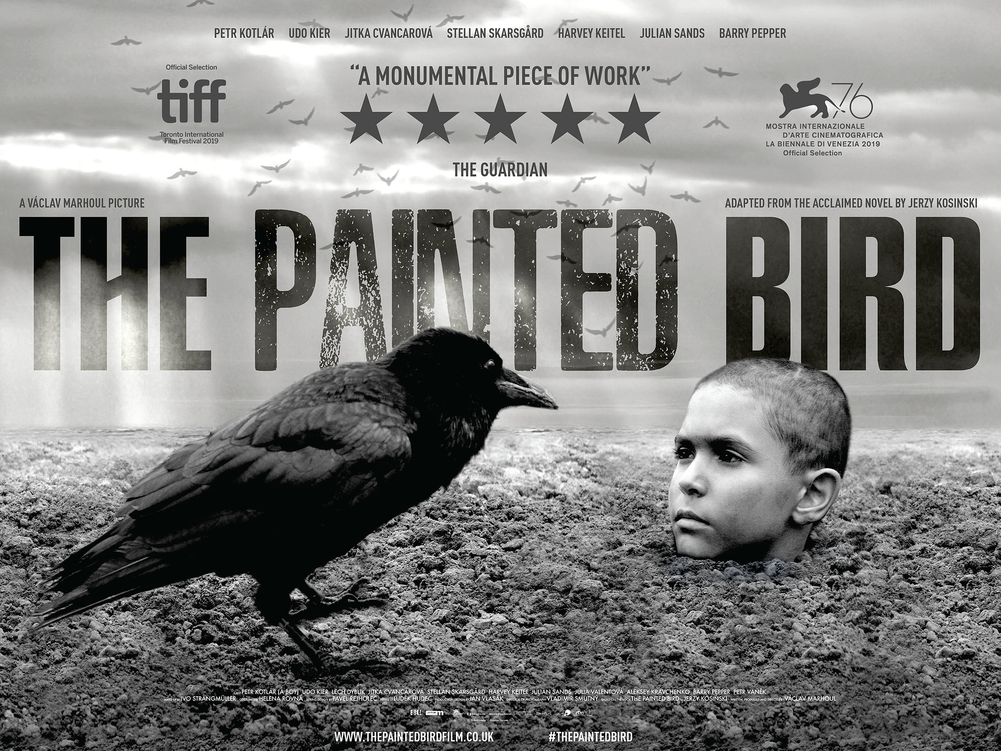 The Painted Bird (2019) Subtitle (English Srt) Download