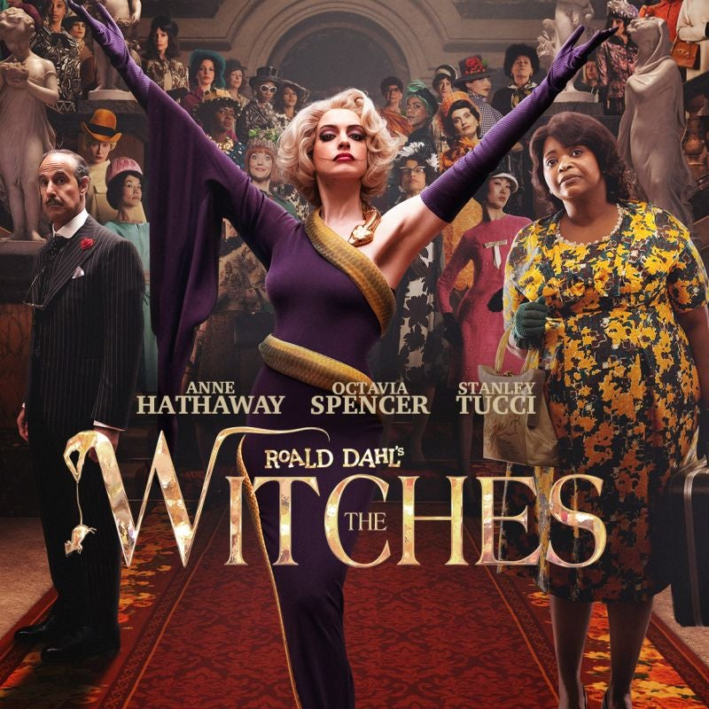 The Witches (2020) Subtitle (English Srt) Download