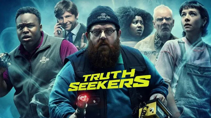 Truth Seekers Season 1 Episode 4 Subtitle (English Srt) Download