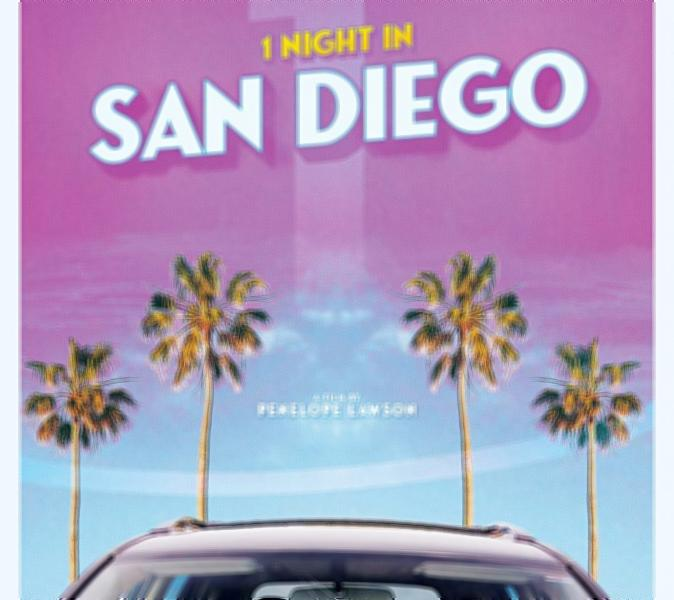 1 Night in San Diego (2020) Subtitle (English Srt) Download