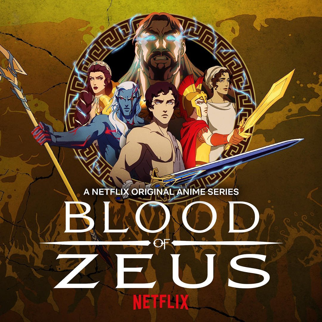 Blood of Zeus Season 1 Episode 6 Subtitle (English Srt) Download