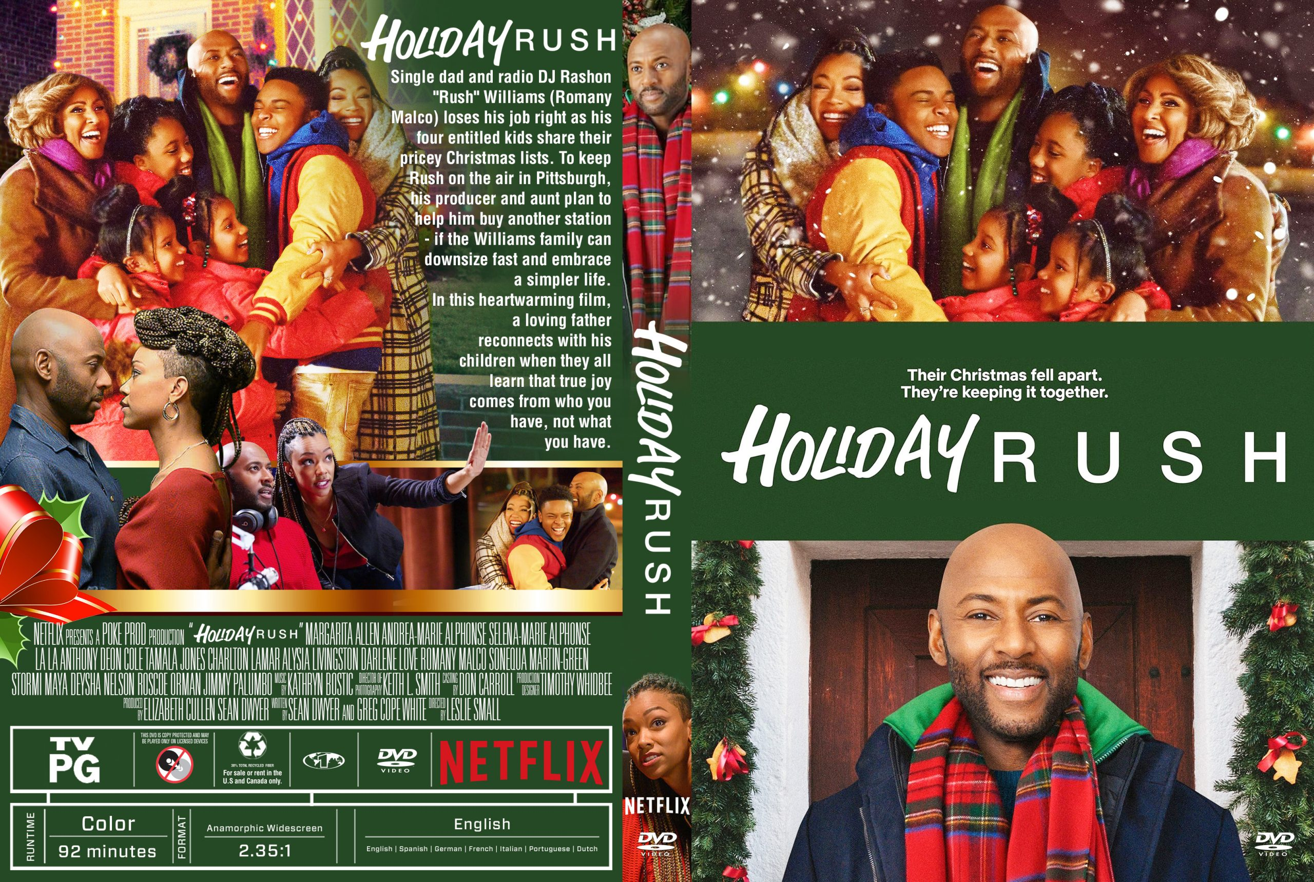 Holiday Rush (2019) Subtitle (English Srt) Download