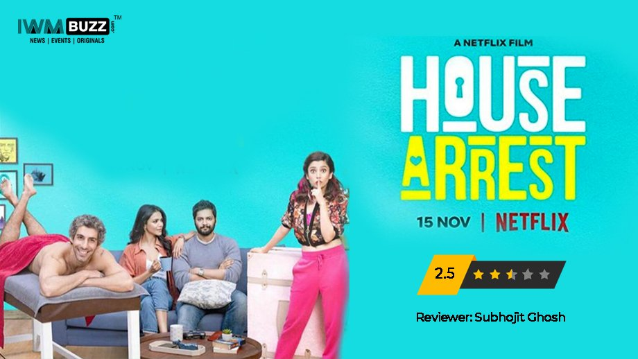 House Arrest (2019) Subtitle (English Srt) Download