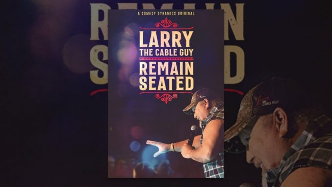 Larry the Cable Guy: Remain Seated (2020) Subtitle (English Srt) Download