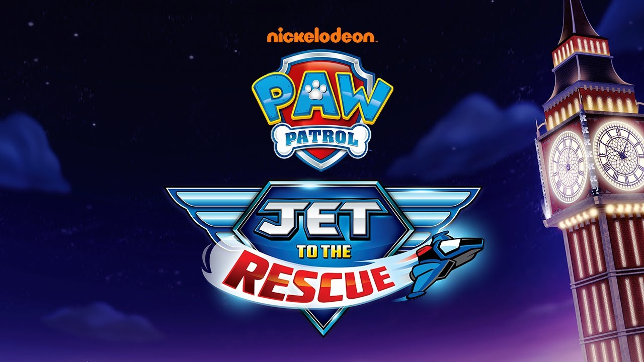 Paw Patrol: Jet to the Rescue (2020) Subtitle (English Srt) Download