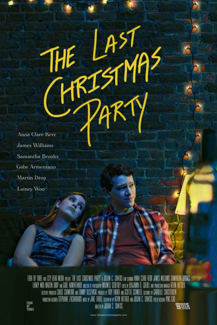 The Last Christmas Party (2020) Subtitle (English Srt) Download