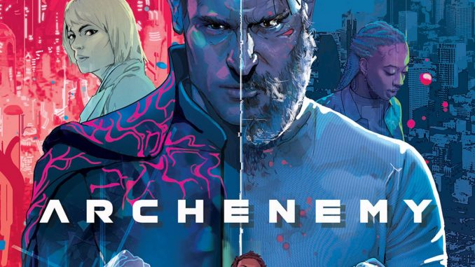 Archenemy (2020) Subtitle (English Srt) Download