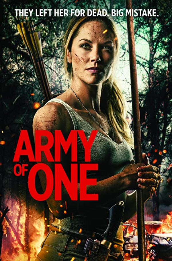 Army of One (2020) Subtitle (English Srt) Download
