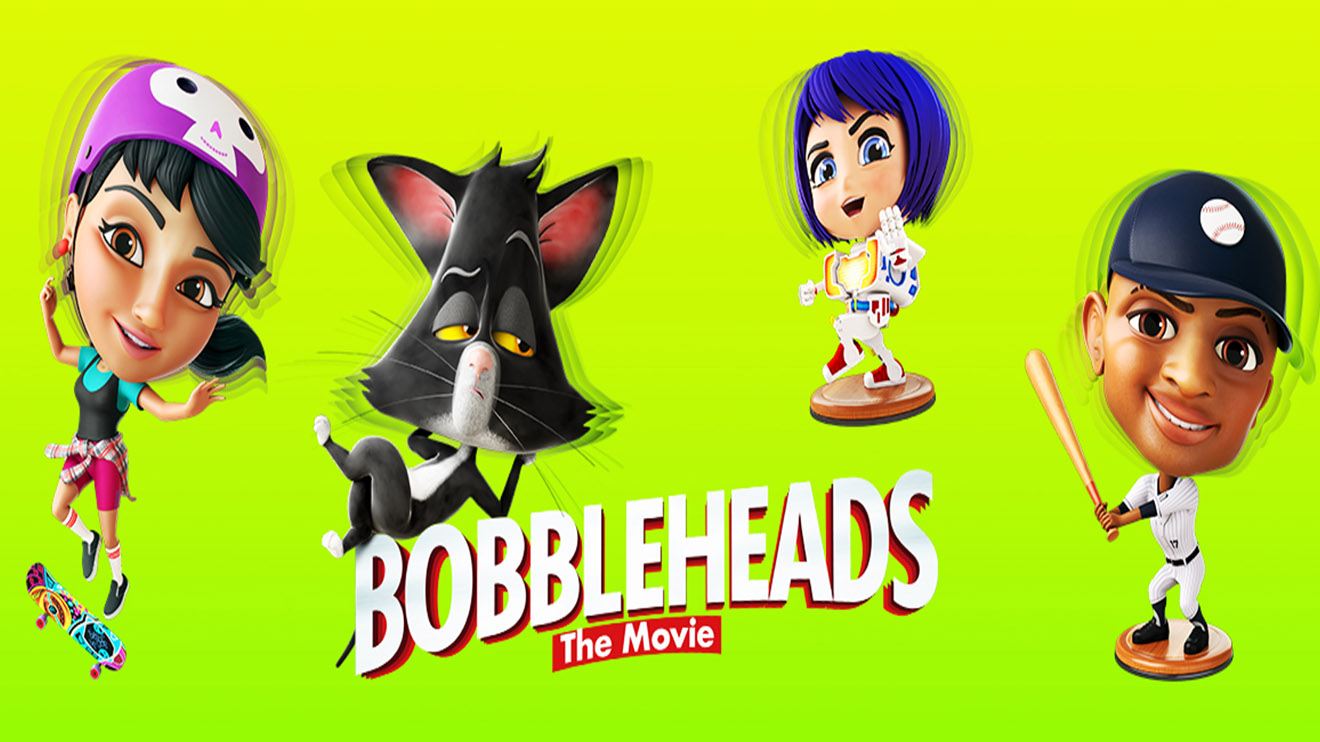 Bobbleheads the Movie (2020) Subtitle (English Srt) Download