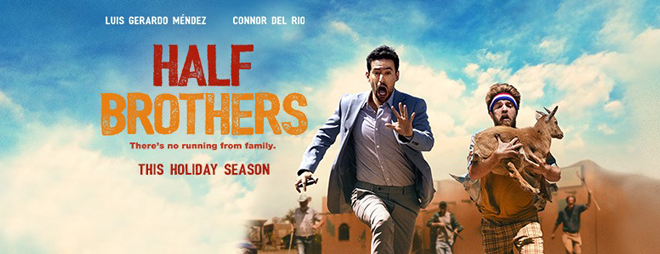 Half Brothers (2020) Subtitle (English Srt) Download