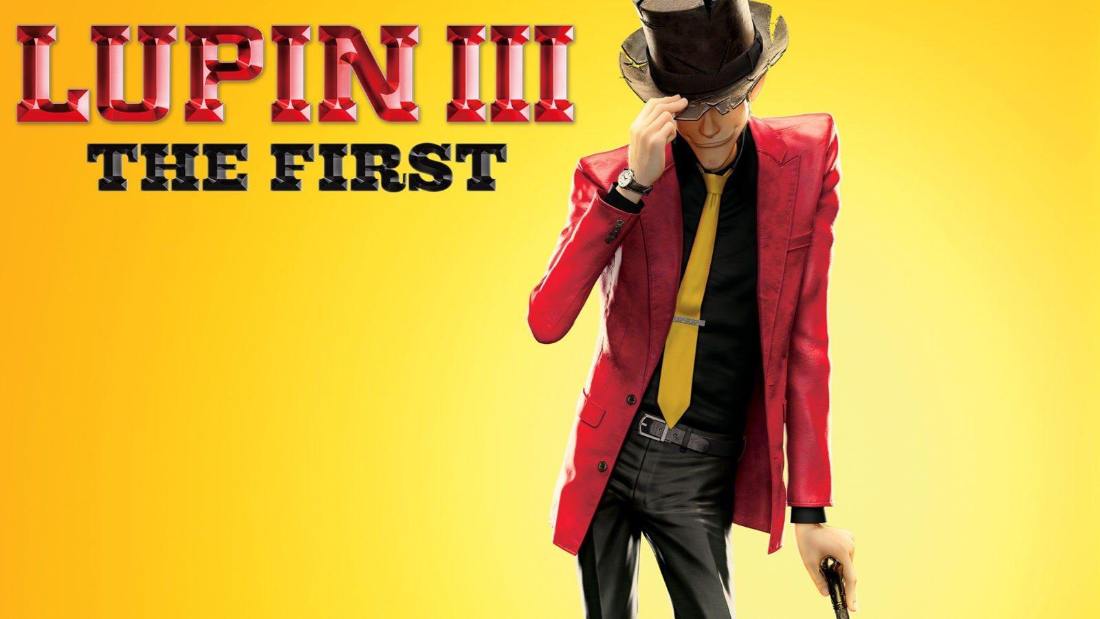 Lupin III: The First (2020) Subtitle (English Srt) Download
