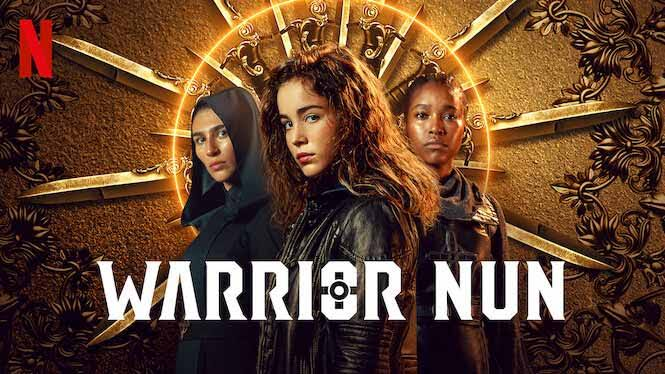 Warrior Nun Season 1 Episode 1 Subtitle (English Srt) Download