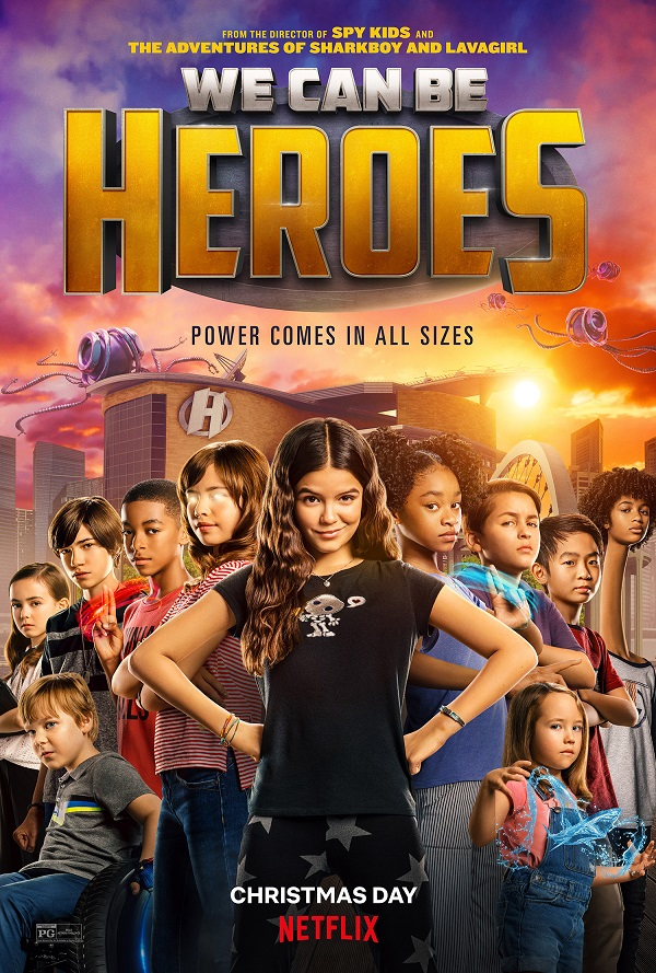 We Can Be Heroes (2020) Subtitle (English Srt) Download