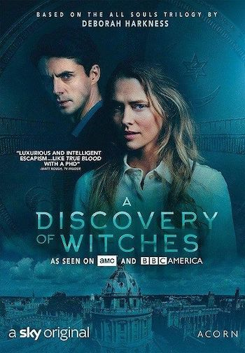 SUBTITLES: A Discovery of Witches Season 2 (S02)