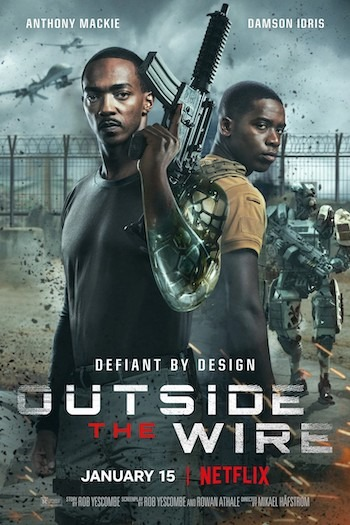 Outside the Wire (2021) Movie subtitles DOWNLOAD