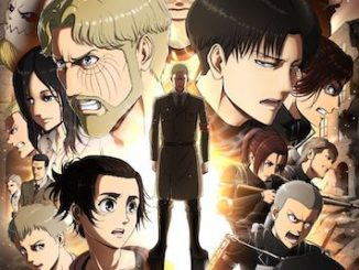 Attack on Titan Season 4 Episode 16 (S04E16)