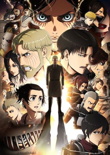 Attack on Titan Season 4 Episode 8 (S04E08)