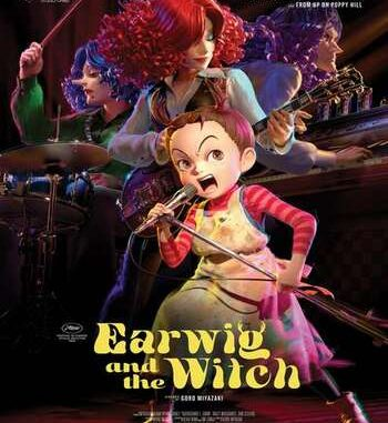 Earwig and the Witch (2020) Full Movie subtitles DOWNLOAD