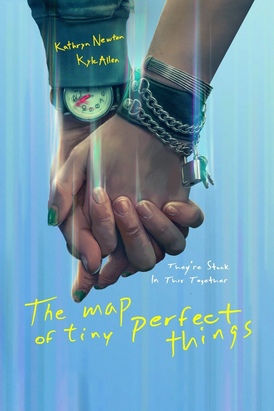 SUBTITLE: The Map of Tiny Perfect Things (2021) Movie Subtitles DOWNLOAD