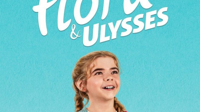 Flora & Ulysses (2021) Movie Subtitles DOWNLOAD