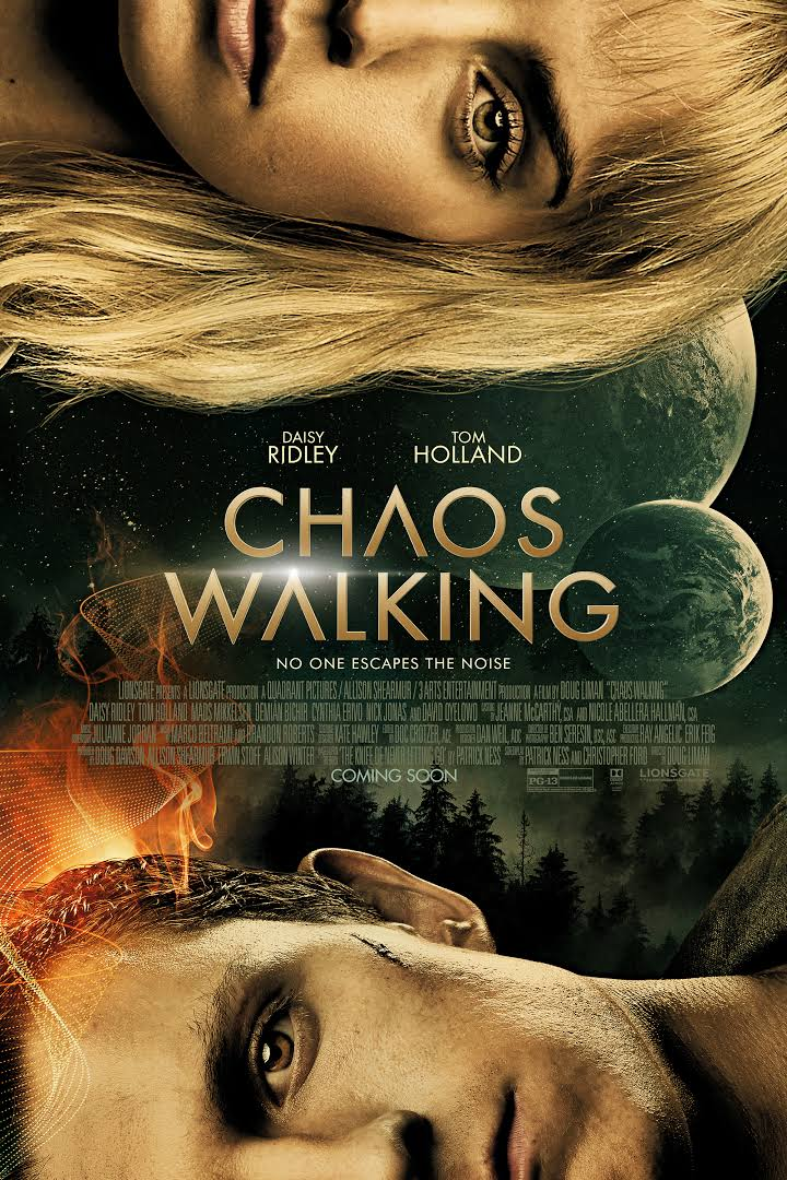 DOWNLOAD Chaos Walking (2021) Full Movie (English Subtitles)