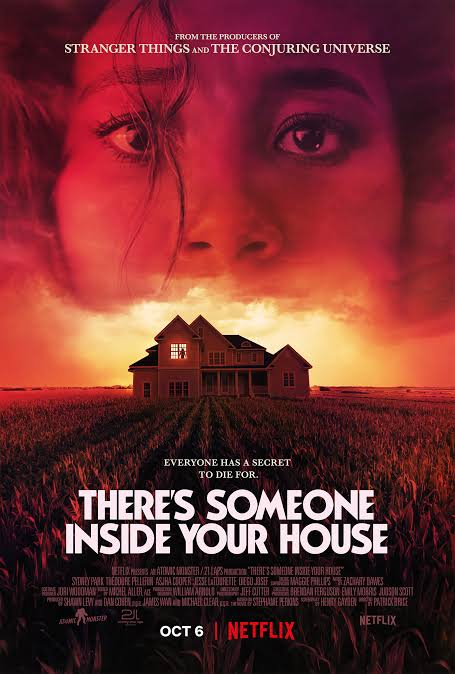 There's Someone Inside Your House Subtitles (2021) Movie