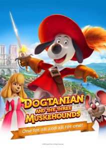 Dogtanian and the Three Muskehounds (2021) Subtitles